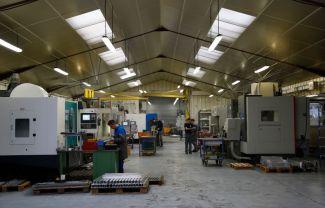 Atelier Usinage masse